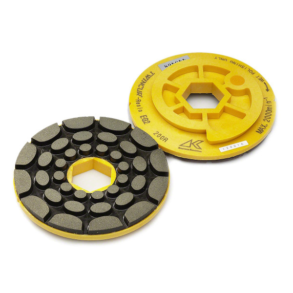 Edge Polishing Wheels Diamond Resin