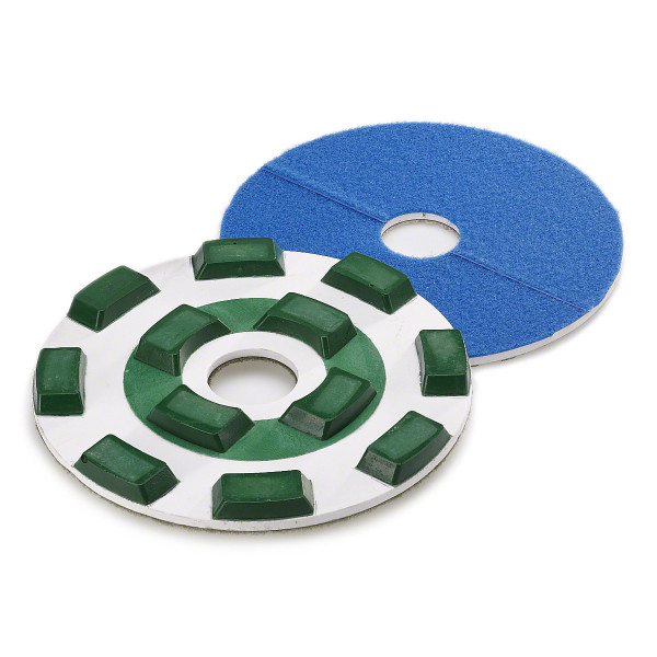 T3797 Radial Arm Grinding Plate Ceramic Bond Speedy 1