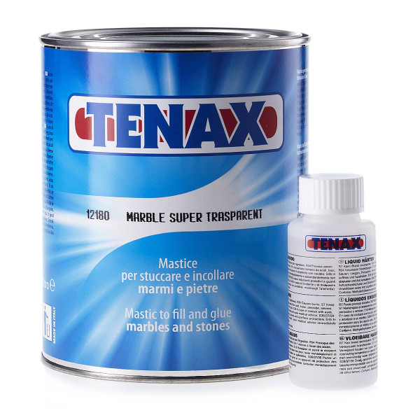 T450 Polyester Glue Solid Tenax 1000ml Super Transparent 1